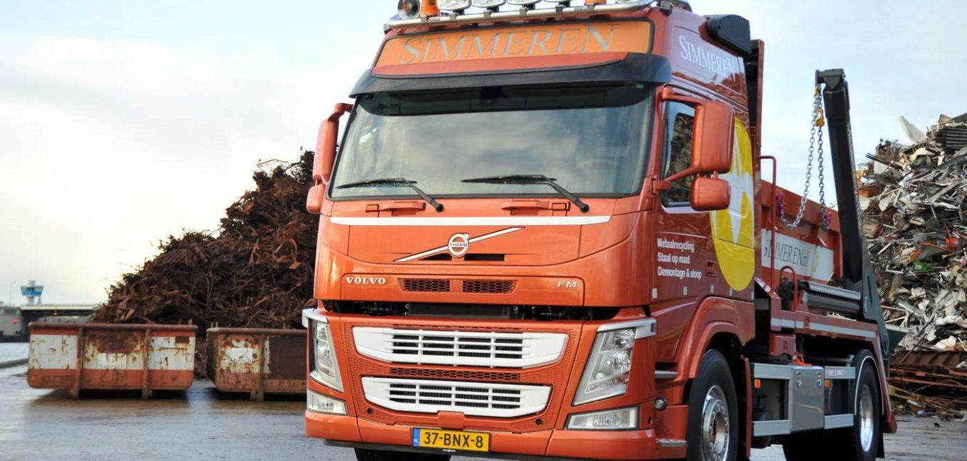 Volvo FM420 voor SimmereN