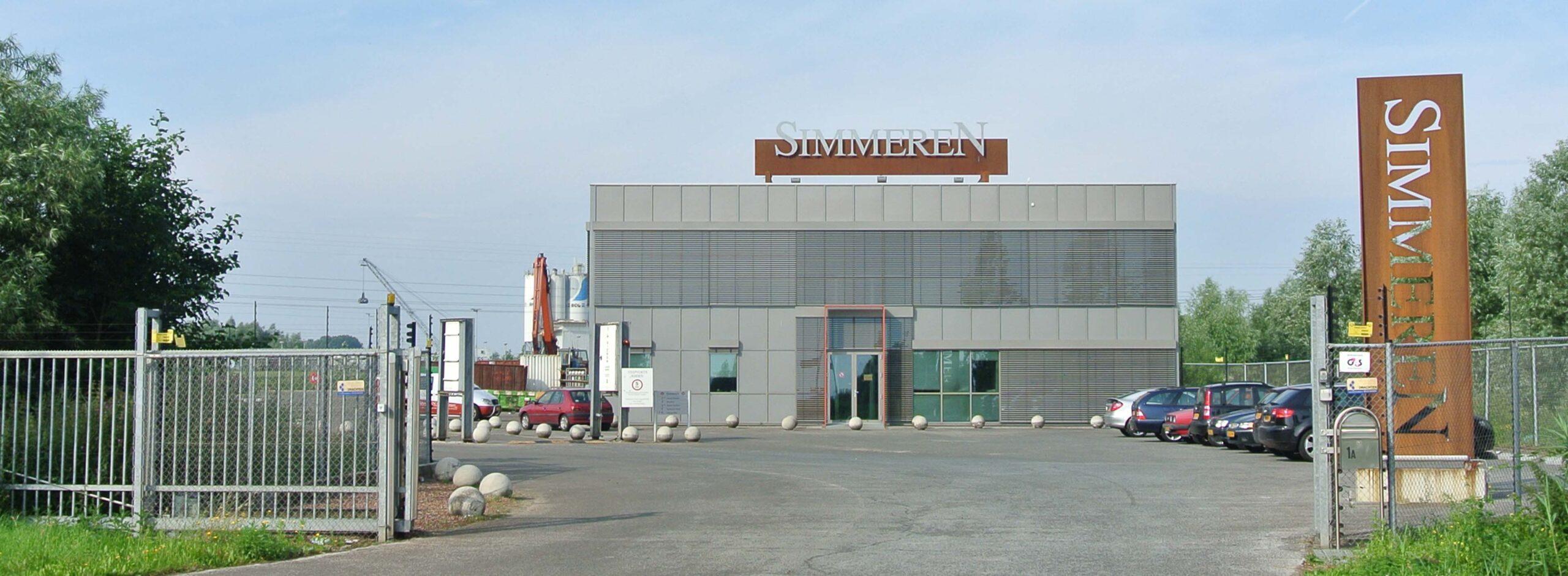 hoofdingang SimmereN